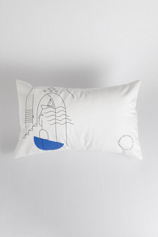 Handmade pillow case 117