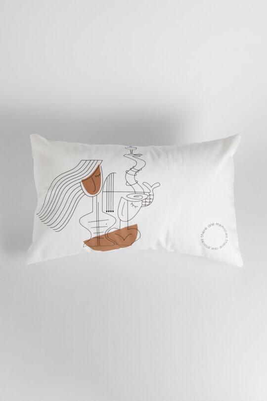 Handmade pillow case 118