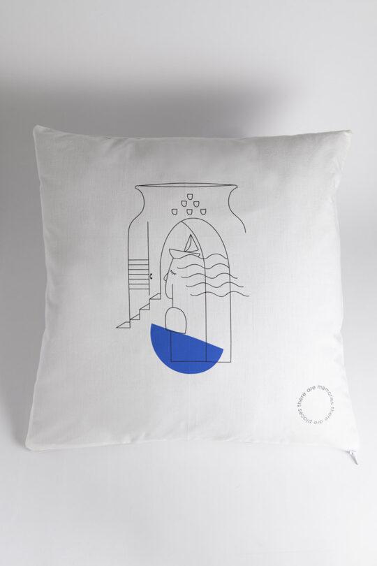 Handmade pillow case 120