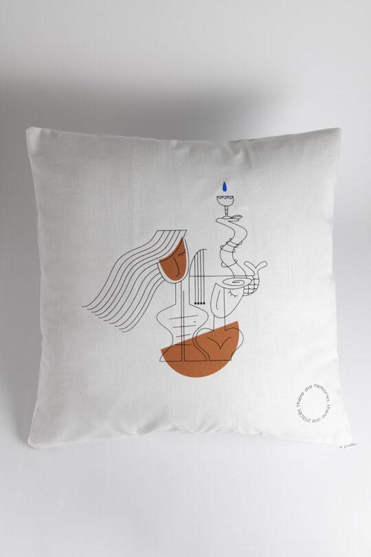Handmade pillow case 121