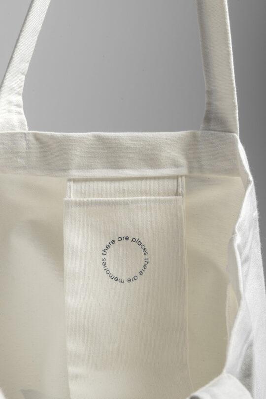 Large handmade tote bag 161