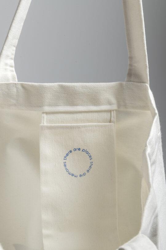 Large handmade tote bag 162