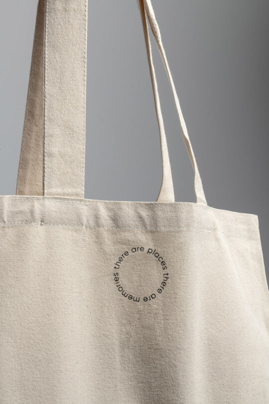 Large street tote bag 159