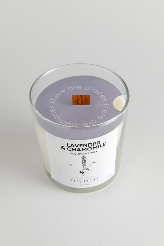 candle lavender chamomile top