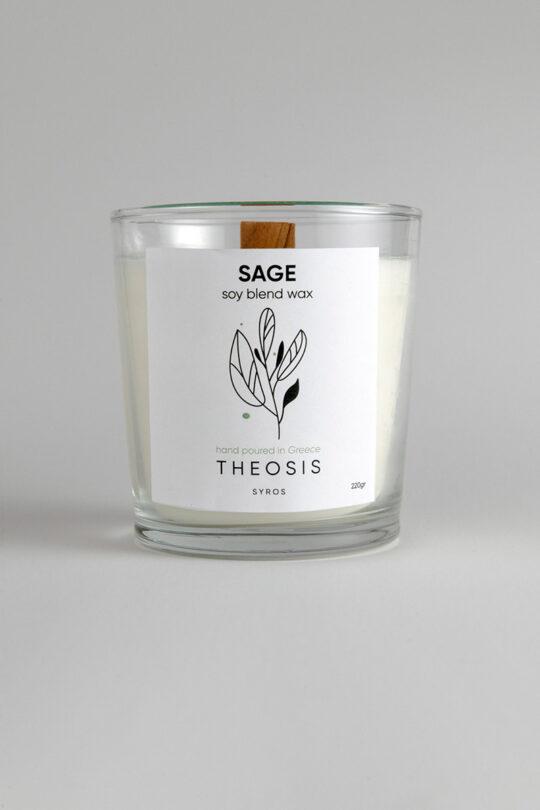 candle sage