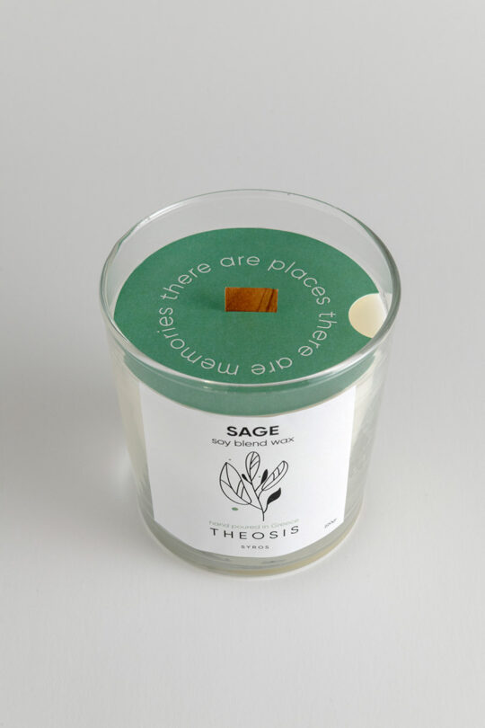 candle sage top