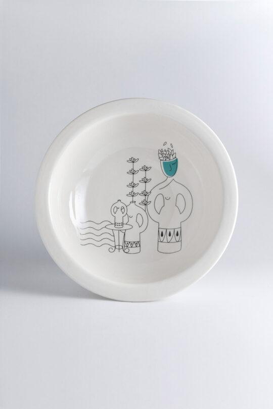ceramic big bowl 1