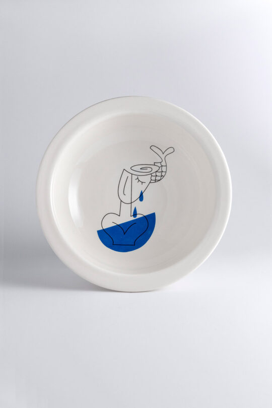 ceramic big bowl 2