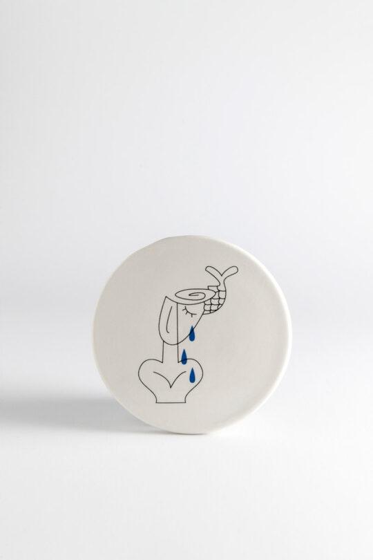 ceramic coaster 18