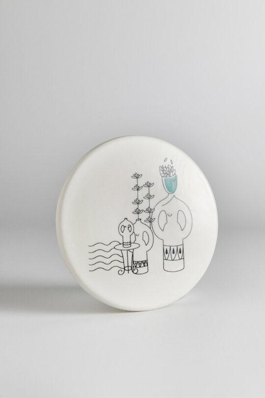 ceramic coaster 5