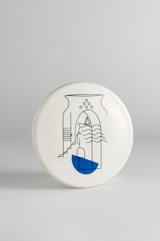 ceramic coaster 9