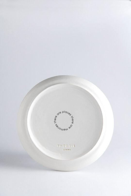 ceramic plate 4